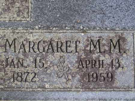 REED, MARGARET MARTHA MELINDA - Polk County, Arkansas | MARGARET MARTHA MELINDA REED - Arkansas Gravestone Photos
