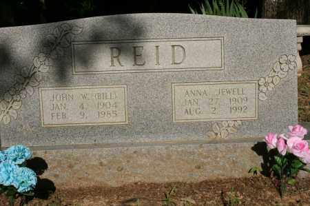 REID, ANNA JEWELL - Polk County, Arkansas | ANNA JEWELL REID - Arkansas Gravestone Photos