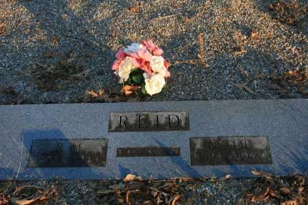 REID, NELLIE - Polk County, Arkansas | NELLIE REID - Arkansas Gravestone Photos