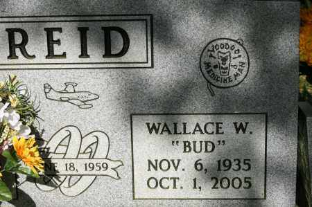 REID, WALLACE W. - Polk County, Arkansas | WALLACE W. REID - Arkansas Gravestone Photos