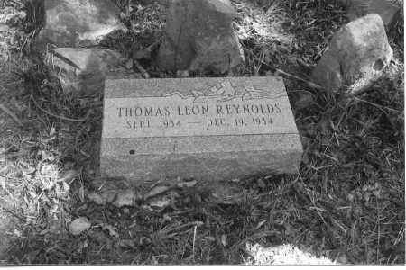 REYNOLDS, THOMAS LEON - Polk County, Arkansas | THOMAS LEON REYNOLDS - Arkansas Gravestone Photos