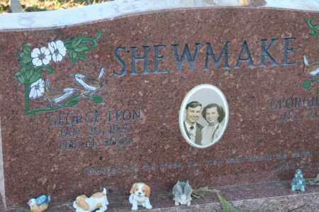 SHEWMAKE, GEORGE LEON - Polk County, Arkansas | GEORGE LEON SHEWMAKE - Arkansas Gravestone Photos