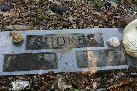 SHORES, CORA I. - Polk County, Arkansas | CORA I. SHORES - Arkansas Gravestone Photos