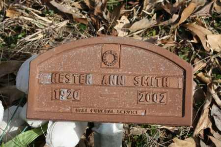 SMITH, HESTER ANN - Polk County, Arkansas | HESTER ANN SMITH - Arkansas Gravestone Photos