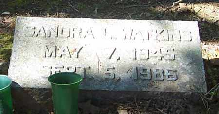 WATKINS, SANDRA L. - Polk County, Arkansas | SANDRA L. WATKINS - Arkansas Gravestone Photos