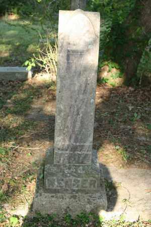 WEBBER, CALVIN F. - Polk County, Arkansas | CALVIN F. WEBBER - Arkansas Gravestone Photos