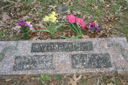 WHEELOCK, ROBERT L. - Polk County, Arkansas | ROBERT L. WHEELOCK - Arkansas Gravestone Photos