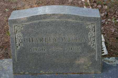 WILLIS, CHARLEY - Polk County, Arkansas | CHARLEY WILLIS - Arkansas Gravestone Photos