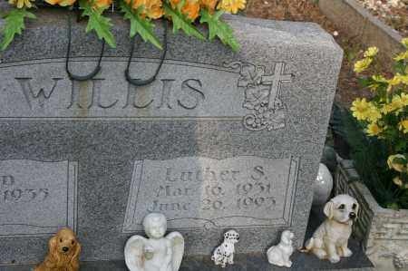 WILLIS, LUTHER S. - Polk County, Arkansas | LUTHER S. WILLIS - Arkansas Gravestone Photos