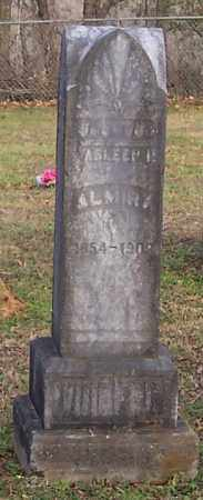 WIMBERLY, ALMIRA - Polk County, Arkansas | ALMIRA WIMBERLY - Arkansas Gravestone Photos