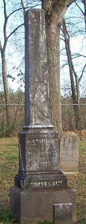 WIMBERLY, A. J. - Polk County, Arkansas | A. J. WIMBERLY - Arkansas Gravestone Photos