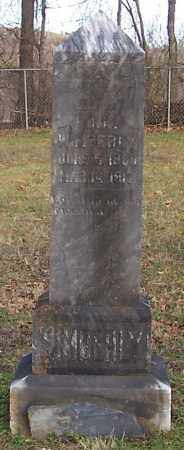 "WIMBERLY, J.L. ""BUSTER"" - Polk County, Arkansas 