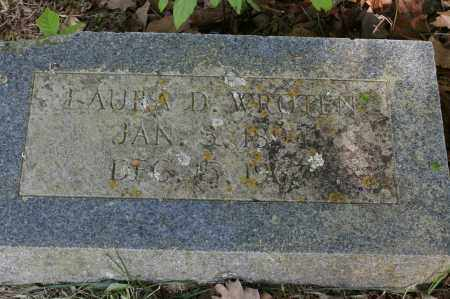 WROTEN, LAURA D. - Polk County, Arkansas | LAURA D. WROTEN - Arkansas Gravestone Photos