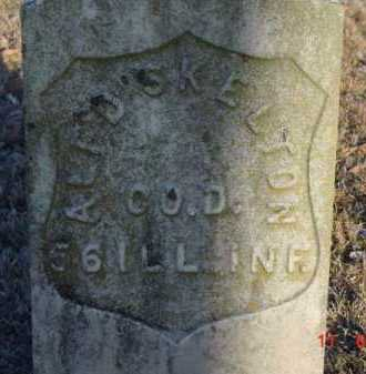 SKELTON (VETERAN UNION), ALFRED - Pope County, Arkansas | ALFRED SKELTON (VETERAN UNION) - Arkansas Gravestone Photos