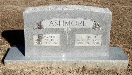 THOMPSON ASHMORE, PEARL J. - Pope County, Arkansas | PEARL J. THOMPSON ASHMORE - Arkansas Gravestone Photos