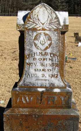 AVERY, H  M, DR - Pope County, Arkansas | H  M, DR AVERY - Arkansas Gravestone Photos