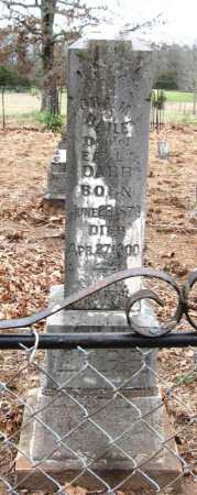 BAILEY, ORA M - Pope County, Arkansas | ORA M BAILEY - Arkansas Gravestone Photos