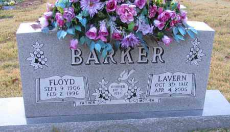 BARKER, FLOYD - Pope County, Arkansas | FLOYD BARKER - Arkansas Gravestone Photos