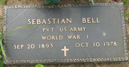 BELL  (VETERAN WWI ), SEBASTIAN - Pope County, Arkansas | SEBASTIAN BELL  (VETERAN WWI ) - Arkansas Gravestone Photos