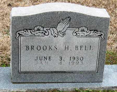 BELL, BROOKS H - Pope County, Arkansas   BROOKS H BELL - Arkansas Gravestone Photos