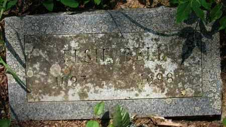 BELL, ELSIE - Pope County, Arkansas | ELSIE BELL - Arkansas Gravestone Photos