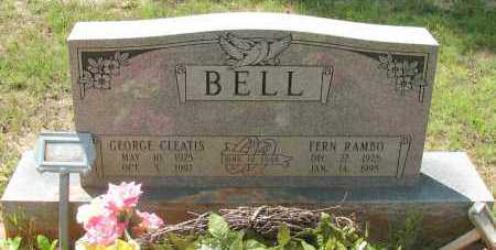 BELL, FERN - Pope County, Arkansas | FERN BELL - Arkansas Gravestone Photos
