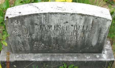 BELL, JAMES F - Pope County, Arkansas | JAMES F BELL - Arkansas Gravestone Photos