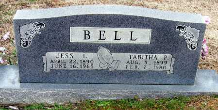 BELL, TABITHA P - Pope County, Arkansas | TABITHA P BELL - Arkansas Gravestone Photos