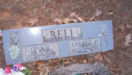 BELL, LELA OLA - Pope County, Arkansas | LELA OLA BELL - Arkansas Gravestone Photos