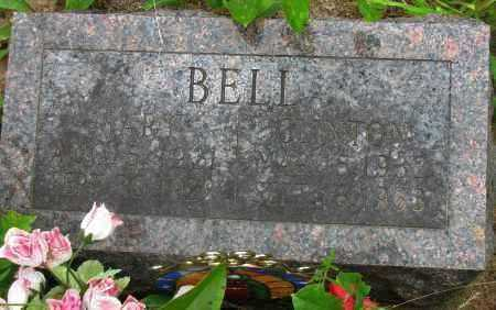 BELL, CLINTON - Pope County, Arkansas | CLINTON BELL - Arkansas Gravestone Photos