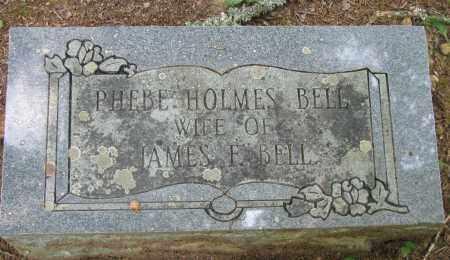 BELL, PHEBE - Pope County, Arkansas | PHEBE BELL - Arkansas Gravestone Photos