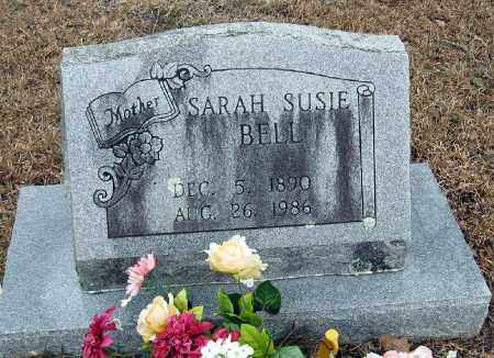 BELL, SARAH SUSIE - Pope County, Arkansas | SARAH SUSIE BELL - Arkansas Gravestone Photos
