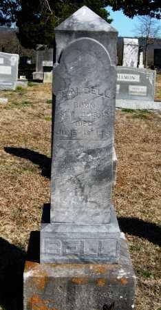 BELL, T  M - Pope County, Arkansas   T  M BELL - Arkansas Gravestone Photos