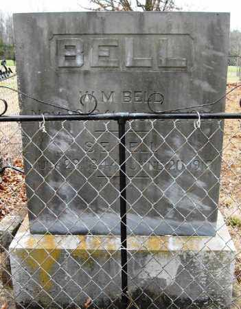 BELL, W  M - Pope County, Arkansas | W  M BELL - Arkansas Gravestone Photos