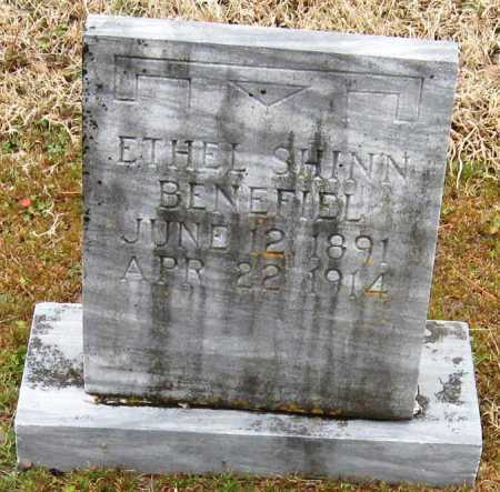 BENEFIEL, ETHEL - Pope County, Arkansas | ETHEL BENEFIEL - Arkansas Gravestone Photos