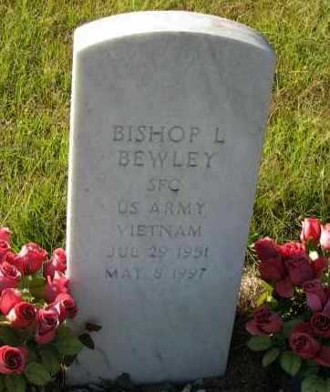BEWLEY (VETERAN VIET), BISHOP L - Pope County, Arkansas | BISHOP L BEWLEY (VETERAN VIET) - Arkansas Gravestone Photos