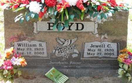 BOYD, JEWELL C - Pope County, Arkansas | JEWELL C BOYD - Arkansas Gravestone Photos
