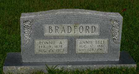 BRADFORD, LONNIE A - Pope County, Arkansas | LONNIE A BRADFORD - Arkansas Gravestone Photos