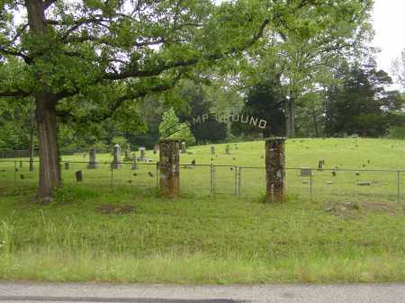 *CAMPGROUND CEMETERY,  - Pope County, Arkansas |  *CAMPGROUND CEMETERY - Arkansas Gravestone Photos