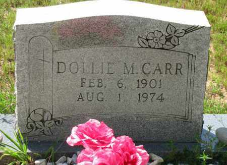 CARR, DOLLIE M - Pope County, Arkansas | DOLLIE M CARR - Arkansas Gravestone Photos