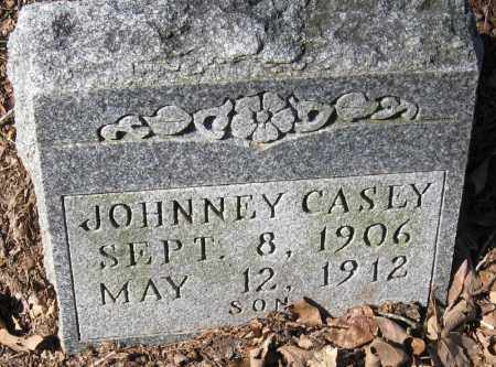 CASEY, JOHNNEY - Pope County, Arkansas | JOHNNEY CASEY - Arkansas Gravestone Photos