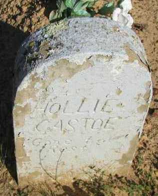CASTO, HOLLIE - Pope County, Arkansas | HOLLIE CASTO - Arkansas Gravestone Photos