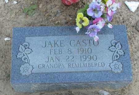 CASTO, JAKE - Pope County, Arkansas | JAKE CASTO - Arkansas Gravestone Photos