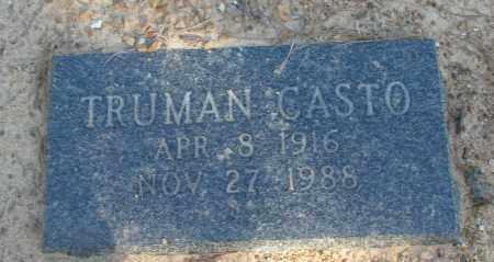 CASTO, TRUMAN - Pope County, Arkansas | TRUMAN CASTO - Arkansas Gravestone Photos