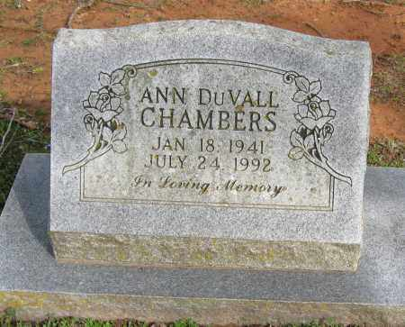CHAMBERS, ANN - Pope County, Arkansas | ANN CHAMBERS - Arkansas Gravestone Photos