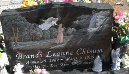 CHISUM, BRANDI LEANNE - Pope County, Arkansas | BRANDI LEANNE CHISUM - Arkansas Gravestone Photos