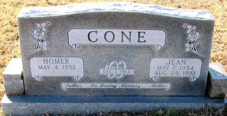CONE, JEAN - Pope County, Arkansas | JEAN CONE - Arkansas Gravestone Photos