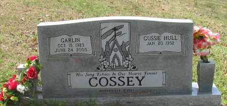 COSSEY, GARLIN - Pope County, Arkansas | GARLIN COSSEY - Arkansas Gravestone Photos