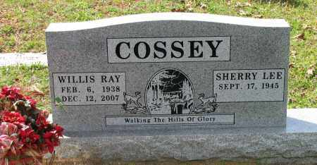COSSEY, WILLIS RAY - Pope County, Arkansas | WILLIS RAY COSSEY - Arkansas Gravestone Photos