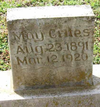 CRITES, MAY - Pope County, Arkansas | MAY CRITES - Arkansas Gravestone Photos
